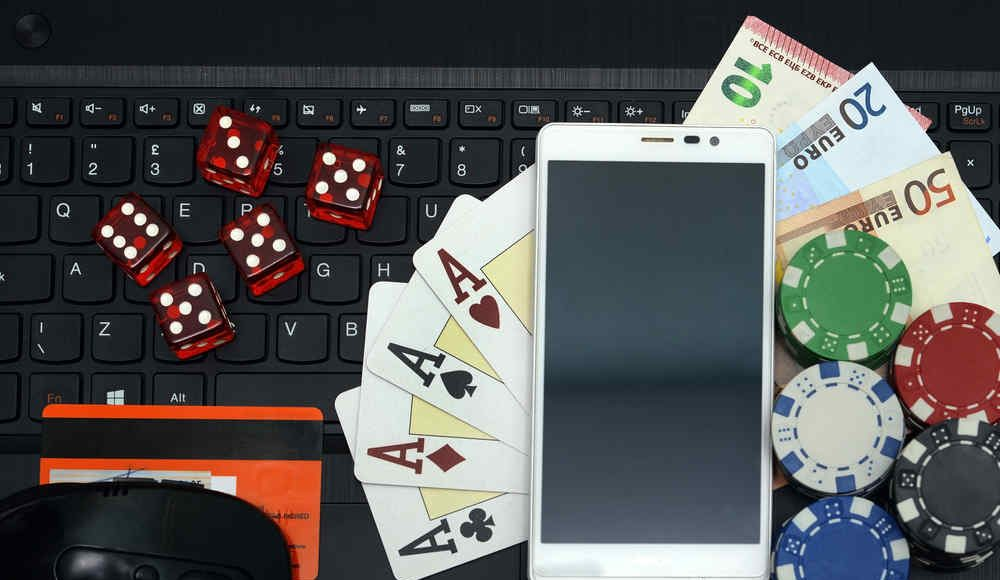 Four Things To Do Immediately About Gambling