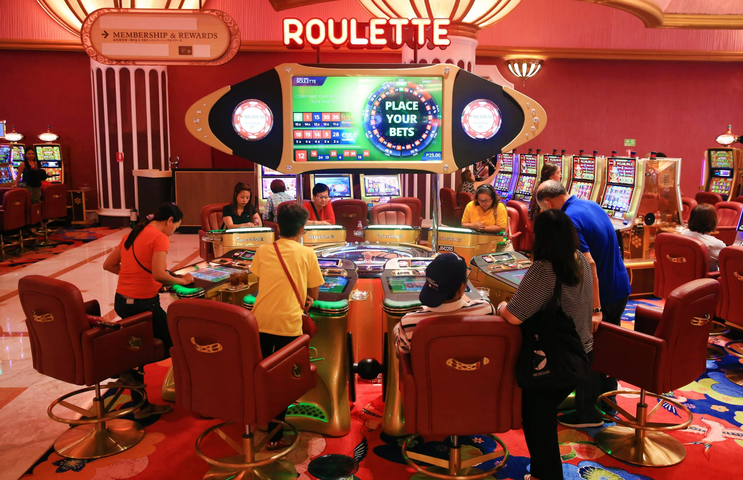 Casino Reinvestment and Expansion