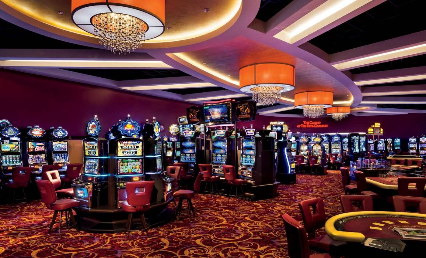 The Idiot's Guide To Casino Defined